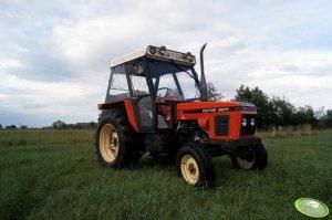 Zetor 6211 1984-1987 Dane techniczne