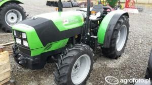 Deutz-Fahr Agroplus F 310 Ecoline Dane techniczne