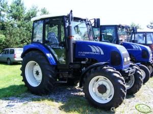 Farmtrac 80 4WD Dane techniczne