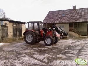 Belarus 920 Dane techniczne