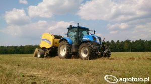 New Holland T7.210 Auto Command Dane techniczne