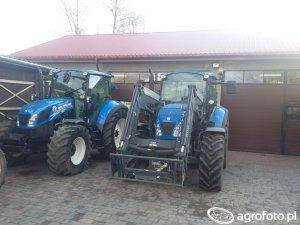 New Holland T5.95 Dane techniczne