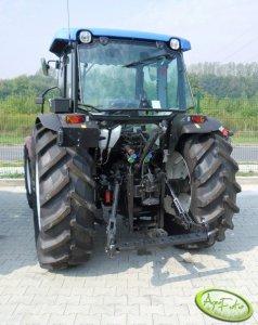 New Holland T4050 SuperSteer Dane techniczne