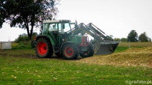 Fendt Farmer 308 (1993-2000) Dane techniczne
